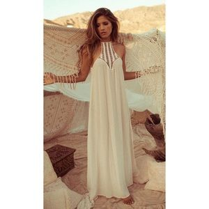 ⏱Sale⏱ Acacia Swimwear Ziggy Maxi Dress